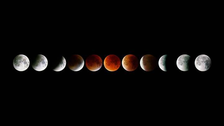 Kanlı Ay tutulması ne zaman saat kaçta?