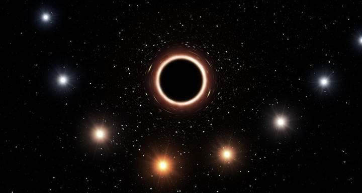 Görelilik Kuramı ilk kez kara delik etrafında gözlendi