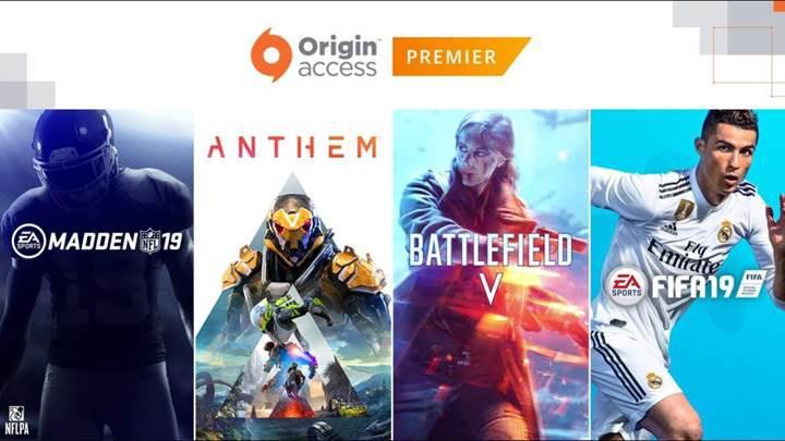 Origin Access Premier üyelik dönemi başlıyor: İşte fiyatı