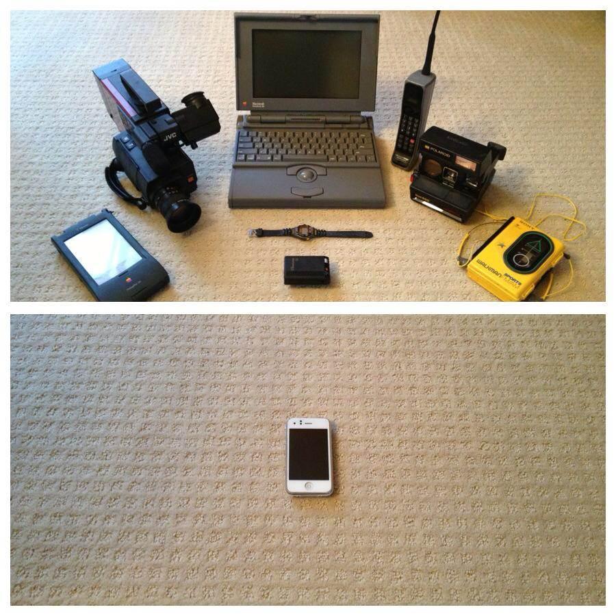 9 etkileyici fotoğraf ile teknolojinin evrimi