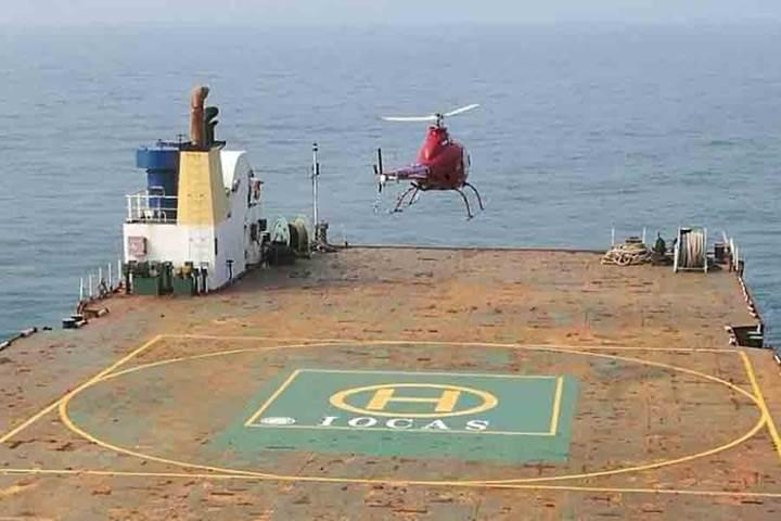 Çin'in insansız helikopteri test uçuşunu tamamladı