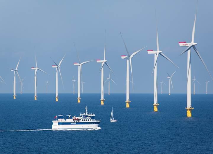 Türkiye'nin ilk off-shore rüzgar santraline 3 milyar dolar yatırım bekleniyor