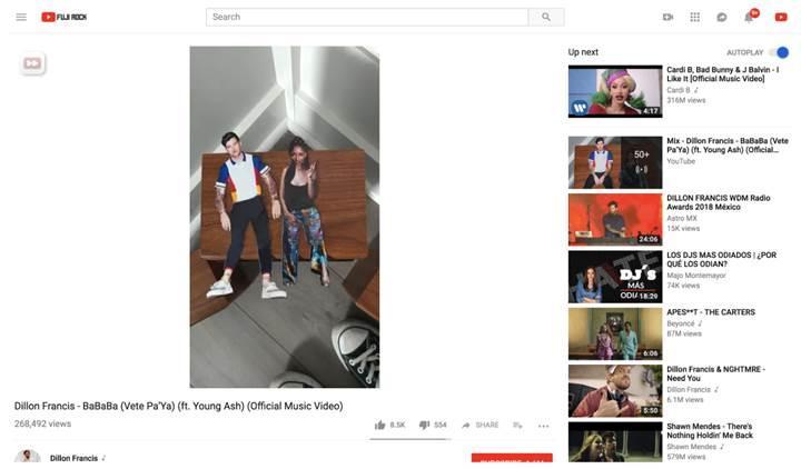 YouTube görüntü oranı kısıtlamasını kaldırdı