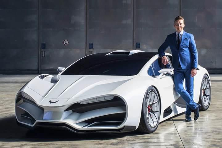 Hiper otomobil segmentine yeni katılımcı: Milan Red