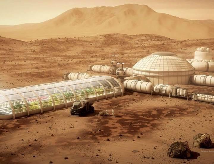 Mars, Dünya'ya benzetilebilir mi? Bu araştırma aksini söylüyor