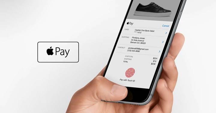 Apple Pay kullananlar iki yıl içinde 225 milyona çıkacak