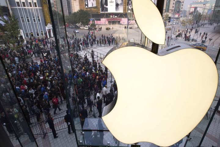 Yılın ikinci çeyreğinde Apple hedefleri tutturdu