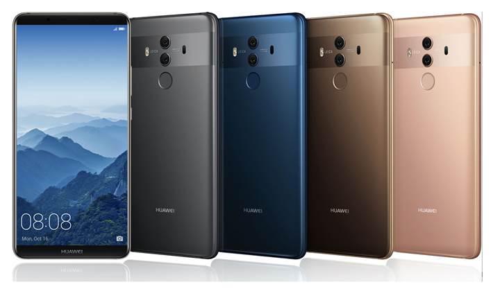 Huawei Mate 20 serisinin detayları ortaya çıktı