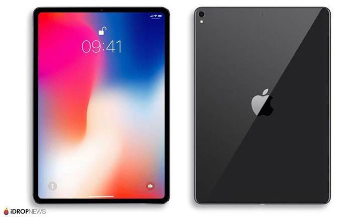 iOS 12 yeni iPad Pro'nun tasarımını ortaya koydu: Hem çerçevesiz hem de çentiksiz iPad geliyor!