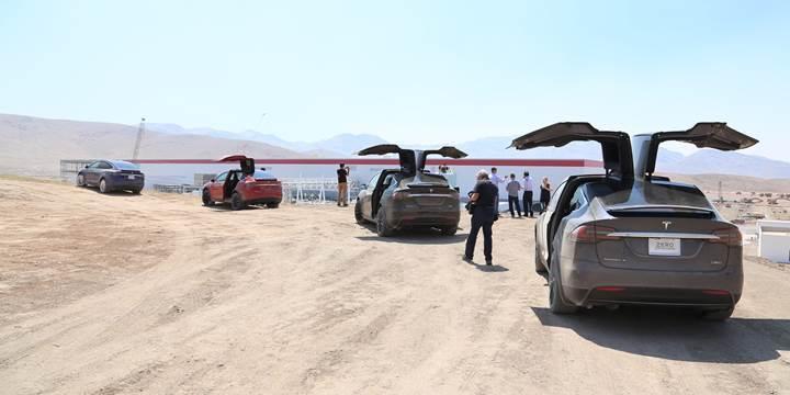Tesla'nın Çin'de açacağı üretim tesisi 5 milyar dolara mal olacak