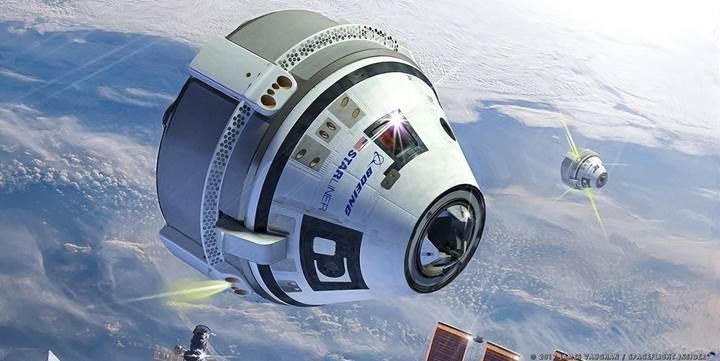 Boeing, yeni uzay kapsülü Starliner'ın test uçuşlarını erteledi