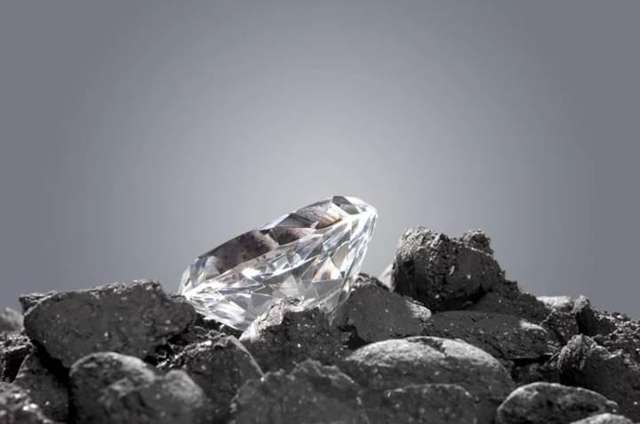 Yerin derinliklerinde katrilyonlarca ton elmas keşfedildi