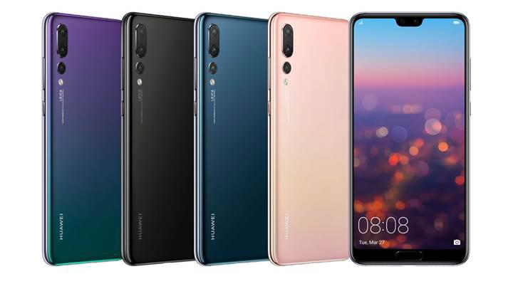 Çentikli telefon satışlarında rekor Huawei'nin oldu