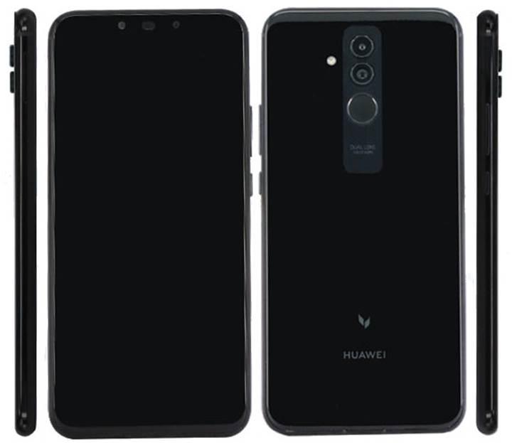 Huawei Mate 20 Lite özellikleri açığa çıktı