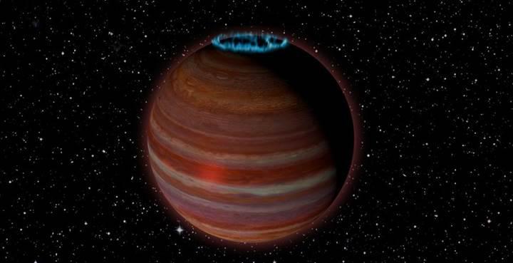 Samanyolu Galaksisi'nde başıboş bir gezegen keşfedildi
