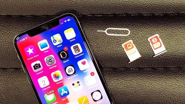 Çift SIM destekli iPhone bekleyenlere kötü haber