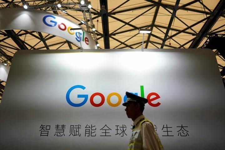 Google, Çin'de bulut depolama hizmeti sunmayı planlıyor