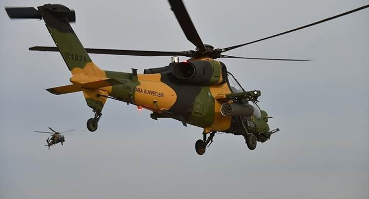 Atak Helikopteri'nin satışında soru işaretleri: ABD'den izin gerekli mi?
