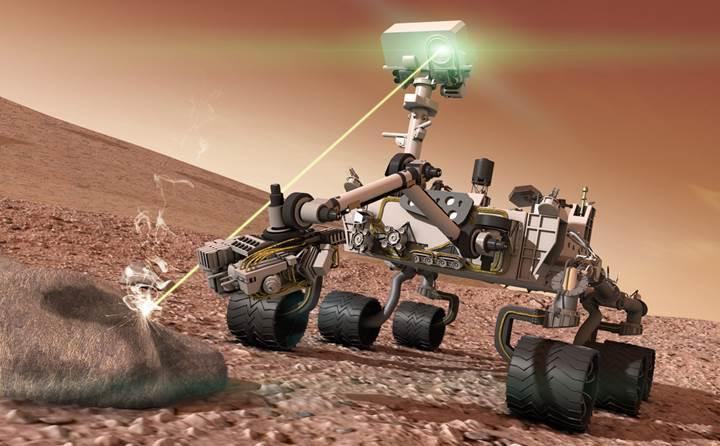Curiosity gözlem aracı 6. yaş gününü kutluyor: İşte gönderdiği fotoğraf