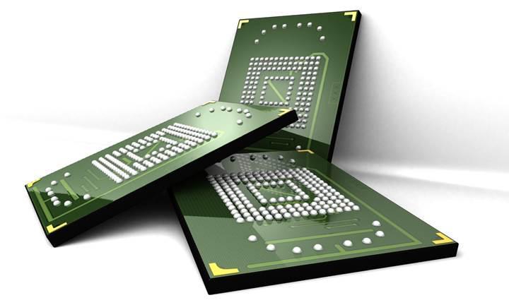 DDR4 kadar hızlı NAND bellekler geliyor