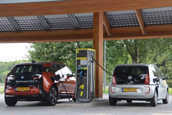 Petrol devi Shell, elektrikli otomobil dünyasına yatırım yapıyor
