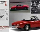Film: The Graduate/Mezun<br/>Araç: 1966 Alfa Romeo 1600 Spider Duetto