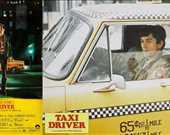 Film: Taxi Driver<br/>Araç: 1975 Checker Taxicab V8