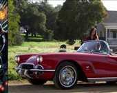Film: Agents of SHIELD/SHIELD Ajanları<br/>Araç: 1962 Chevrolet Corvette