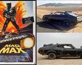 Film: Mad Max (1979)<br/>Araç: 1973 Ford Falcon Coupe XB GT