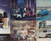 Film: The Italian Job/İtalyan İşi<br/>Araç: 1968 Austin Mk I Mini Cooper S