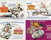 Film: Herbie<br/>Araç: 1963 Volkswagen Beetle