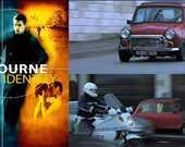 Film: The Bourne Identity/Geçmişi Olmayan Adam<br/>Araç: 1989 Mini Mayfair MkV