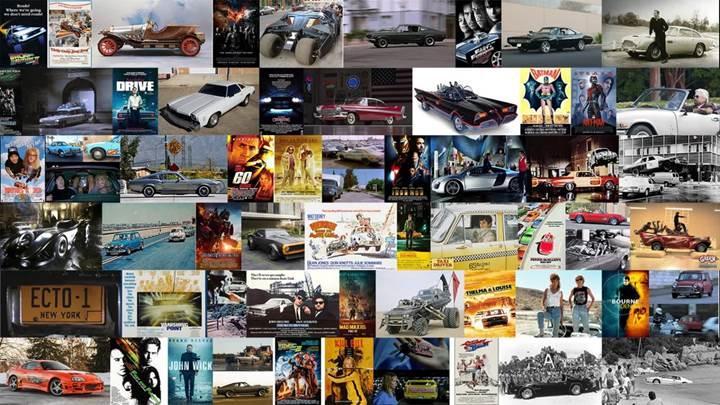 Filmlerde kullanılan en çarpıcı 40 otomobil [Galeri]