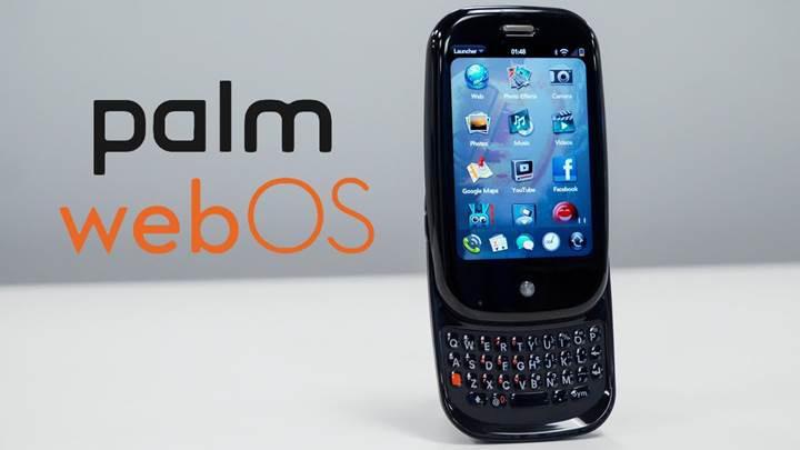 Yeni Palm akıllı telefonunun ayak sesleri