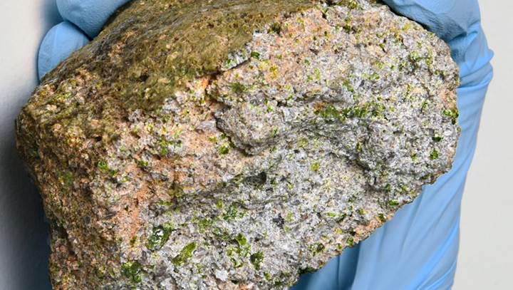 Bu meteor parçası, Dünya'dan bile daha yaşlı
