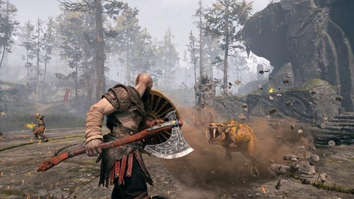 god of war new game+ yayınlanıyor