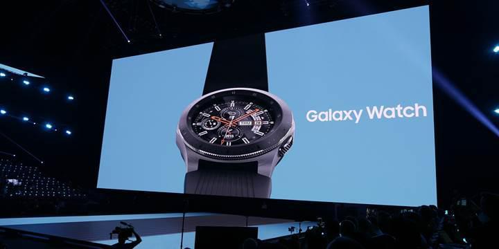 Galaxy Watch resmen tanıtıldı! İşte Galaxy Watch özellikleri ve fiyatı