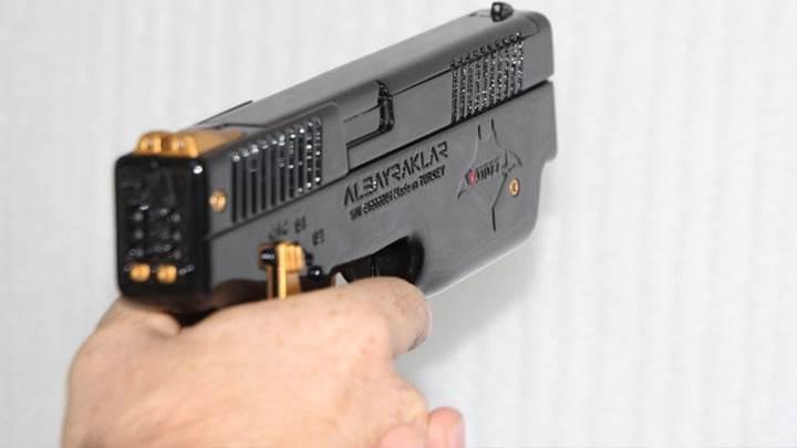 Yerli elektroşok silahı Wattozz'un ilk görselleri ortaya çıktı