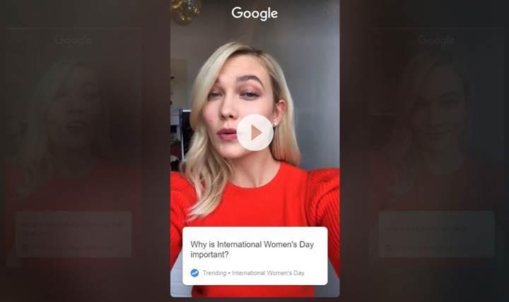 Google'ın Cameos uygulaması ile ünlüler kendileri hakkında merak edilenleri yanıtlayacak