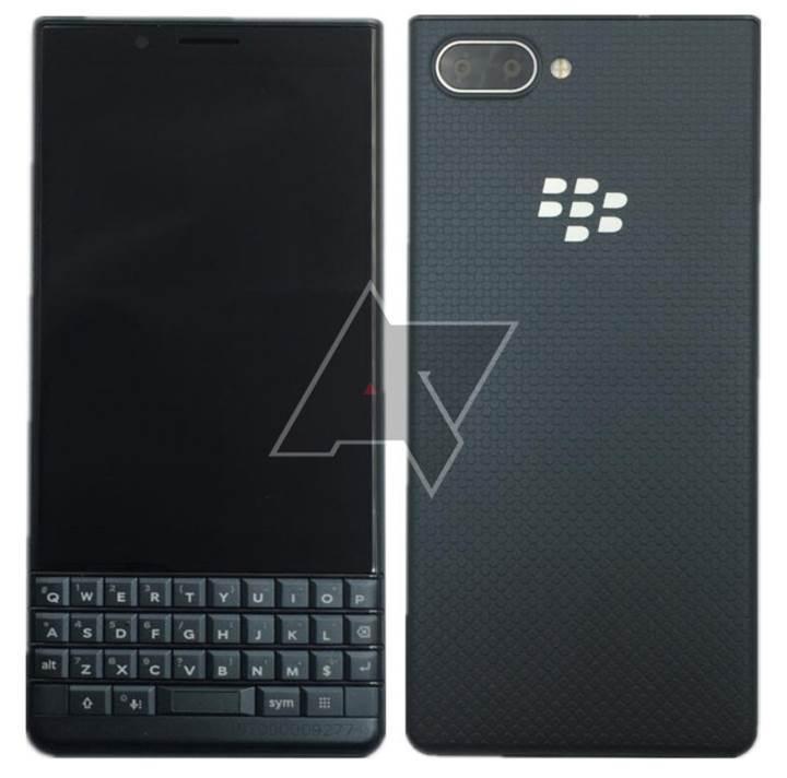 BlackBerry Key2 LE'nin teknik özellikleri ve görüntüsü sızdı