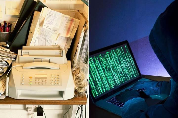 Hackerlar faks makineleri üzerinden siber saldırı düzenleyebilir