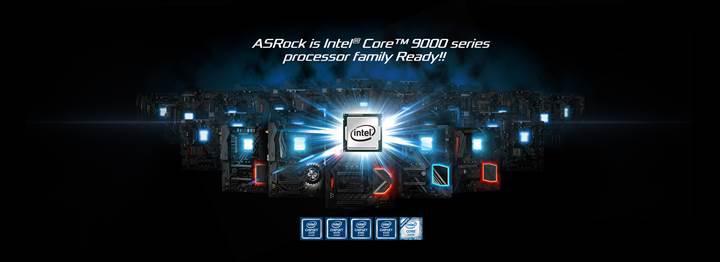Intel'in 9. nesil işlemcilerinin çıkış tarihi sızdı   Intel dokümanı