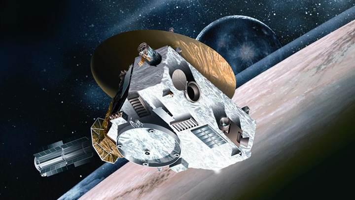 Güneş sisteminin sınırı görüntülenmiş olabilir