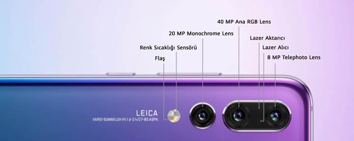 Huawei P20 Pro ile fotoğraf çekmeyi yeniden keşfedin!