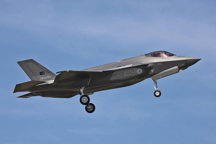 İsrail'den Türkiye'ye karşı saldırgan F-35 açıklaması