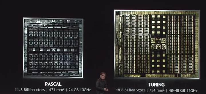 Nvidia Turing mimarisi duyuruldu