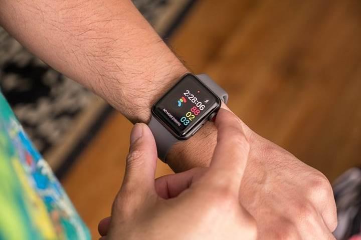 Apple özel bir sağlık veri yongası üzerinde çalışıyor