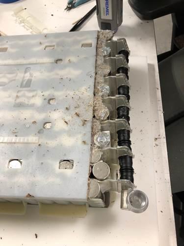 Tesla'nın Model 3'te kullandığı batarya modülleri zarar görmüş olabilir