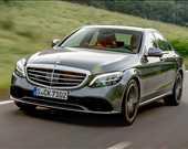 20. Mercedes C Serisi 244.377 adet (%5 düşüş)