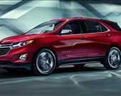 31. Chevrolet Equinox 215.030 adet (%27 artış)
